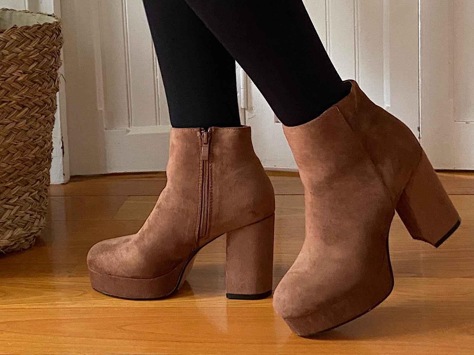 Hoy va de zapatos!